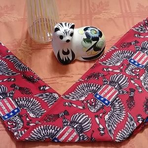 Leggings eagles patriotic Presidential Seal
